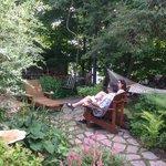 Jardin pour relaxer en été/Relax in the garden