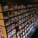 Collectie uit de graven van Katyn.