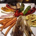 grigliata di verdure!!