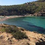Cala Benirras Beach, Ibiza