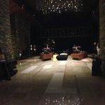 Lobby by night