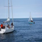 La mer à Cervia
