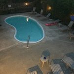The Pool from the Uppser Deck