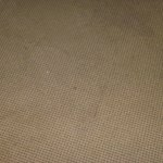 dining carpet stained upon arrival - took three days to get them to clean