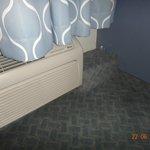 Ar condicionado quarto hotel