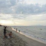 Strand ca. 5..7 km entfernt