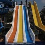 aqua park rides