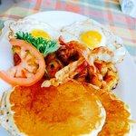 Twins/ Gemelos breakfast