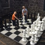 Athlone Castle - worth a visit