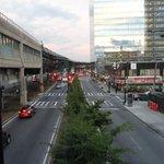 A estação de metrô Queensboro