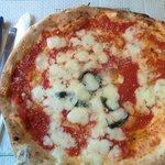 pizza margherita del Trianon
