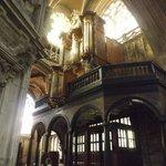 Орган в Notre Dame du Sablon
