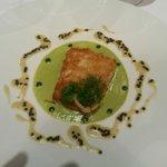 filet de fera au caviar