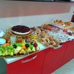 La fantastica colazione della Signora Margherita!!