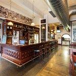The Naked Whisky bar