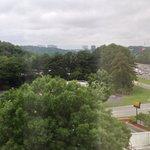 Vista finestra sesto piano