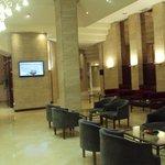 Hall del hotel.