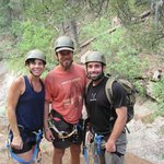 Freed, Jarrod(instructor) and Jacob