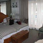 2nd bedroom in 2-bedroom suite