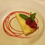 The egg custard pie