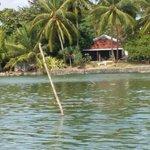 Koggola - See hinter Hotel