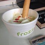 Yogurt vaniglia e cocco