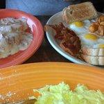 Foto van Mr. Baldy's Family Restaurant