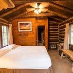 Rim View Cabin Interior