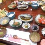 禧楽 夕食
