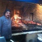 """O """"pobre Juan"""" que conhece o ponto exato da carne"""