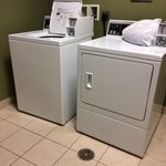 This is the laundry facility.