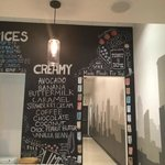 Creamy pop menu-Steel City Pops