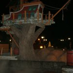 Island Tree Fort