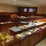 desayuno Bufete