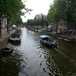 Impressive canal system
