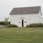 The barn at Harbes Family Farm,