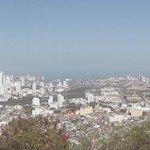 Vista panoramica da cidade