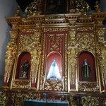 Altar em ouro