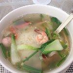 Seafood Pho-large $14