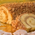 Nougat Roll - honored by the MURI (Museum Rekor Dunia Indonesia) - Longest Nougat Roll - 60 mete