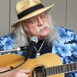 Singer/songwriter Rick Harris adds blues & humor to local Foundry Books events