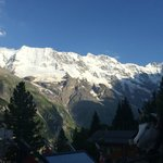 Spectacular alpine views