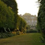 Chilworth Manor Hotel from the Long Walk