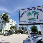 Street View from Birch Patio Motel
