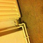 Muggent gulv