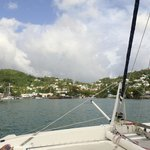 GRENADA FROM THE CRUISE