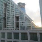 Vista desde el piso 9, hacia Reforma 222