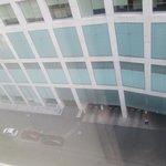 Vista hacia Centro Comercial Reforma 222