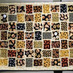 """""""Junk Food"""" quilt--one of my favorites!"""