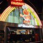 Kansas fast food exhibit